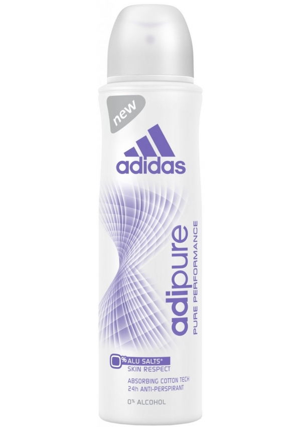 Adidas Дезодорант Adipure For Women