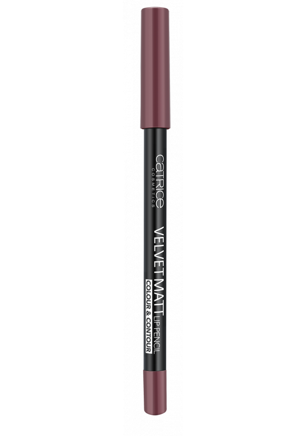 CATRICE Контур для губ Velvet Matt Lip Pencil Colour & Contour