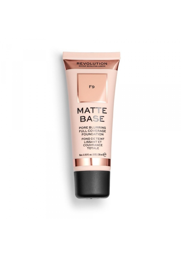 Revolution Makeup Тональная основа Matte Base Foundation