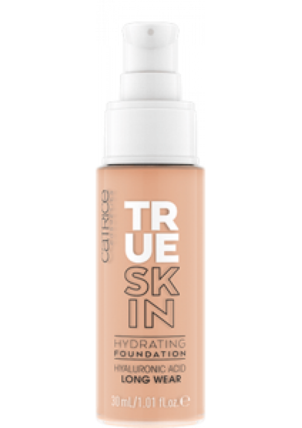 CATRICE Тональная основа TRUE SKIN HYDRATING