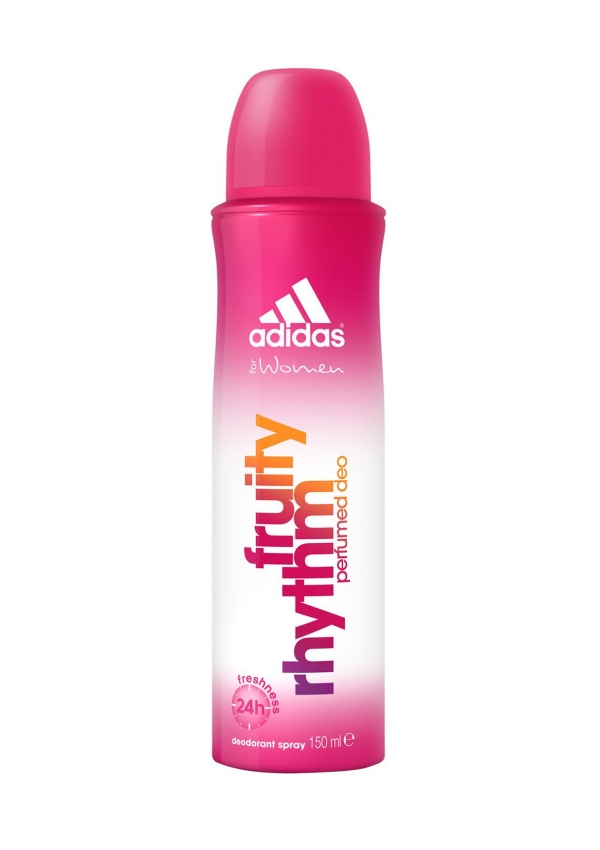 Adidas Дезодорант-антиперспирант Fruity Rhythm For Women