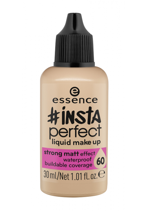 Essence Тональная основа insta perfect liquid makeup