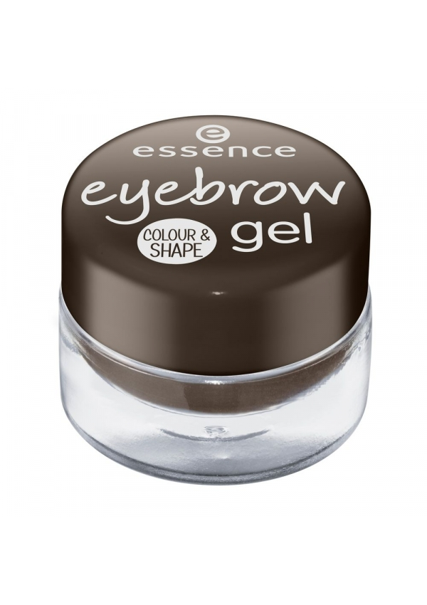 Essence Гель для бровей eyebrow gel colour & shape