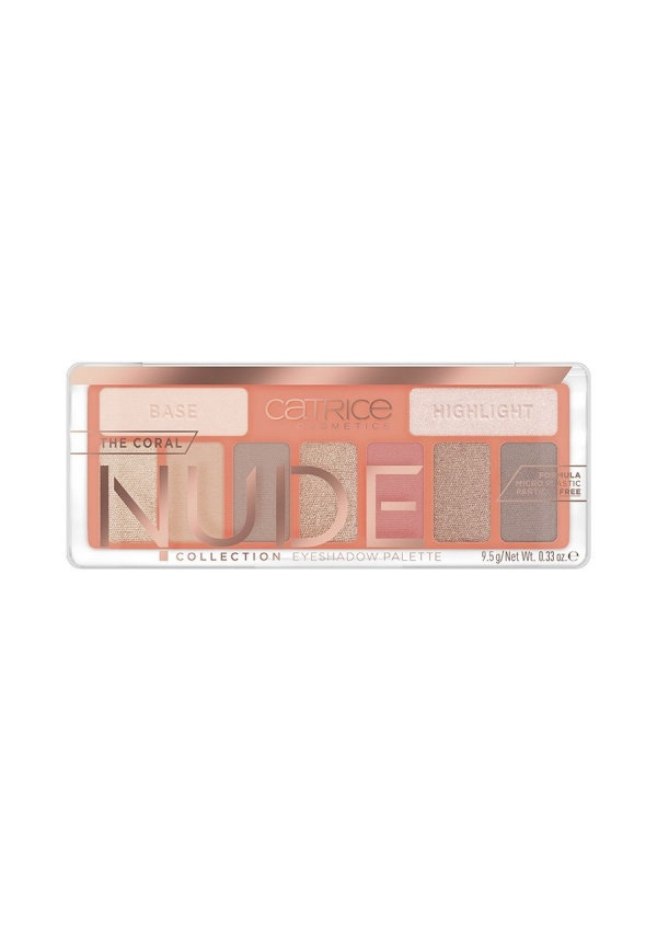CATRICE Палетка теней The Coral Nude Collection Eyeshadow Palette