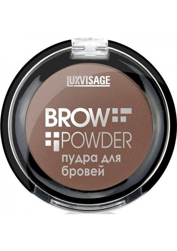 Lux Visage Пудра для бровей Brow Powder