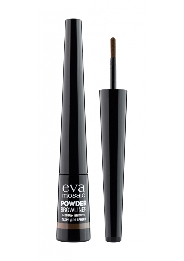 EVA MOSAIC Пудра для бровей Powder Browliner