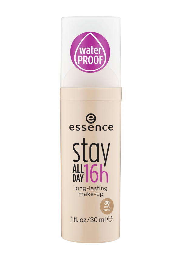 Essence Основа тональная stay all day 16h long-lasing make-up