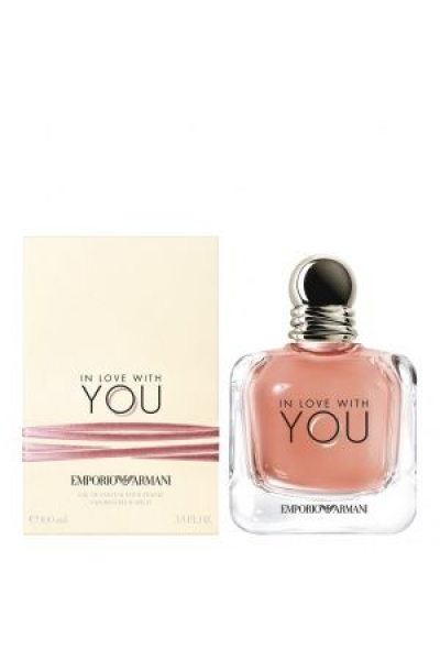 Emporio Armani Парфюмерная вода In Love With You